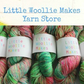 little woollie makes yarn store stockists for fiber lily hand dyed yard australia