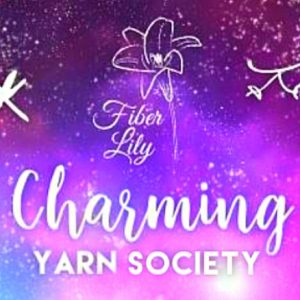 Charming Yarn Society Yarn Club by Fiber Lily hand dyed yarn Australia