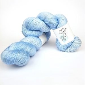 Halo hand dyed yarn by Fiber Lily Australia knit crochet wool